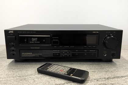 DAT Digital Audio TapeJVC XD-Z505